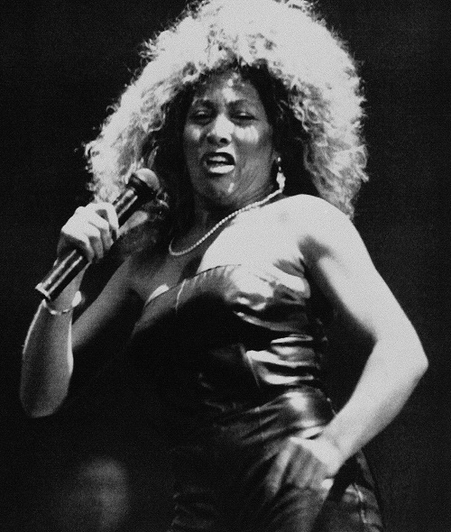 Tina Turner - Antwerp, Belgium - April 27, 1990