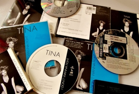 Tina Turner - I Don't Wanna Fight - 1993
