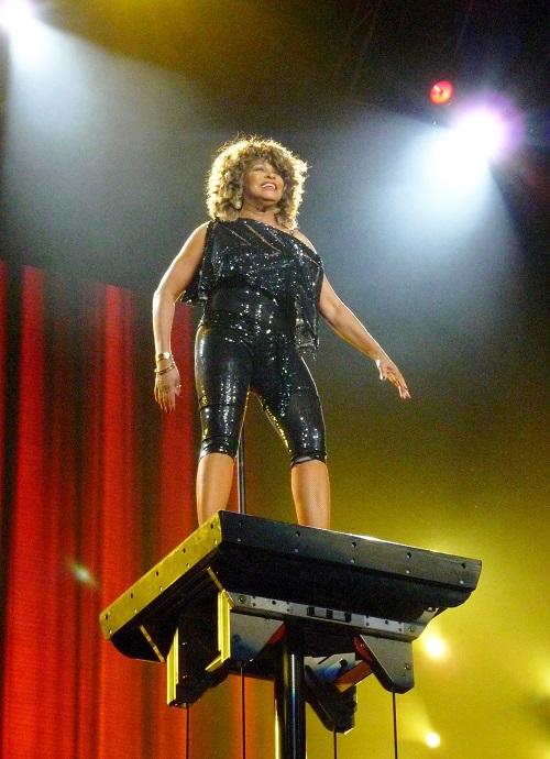 Tina Turner Tour  Uk