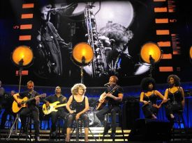 Tina Turner - Sheffield, UK - May 5, 2009 (11)