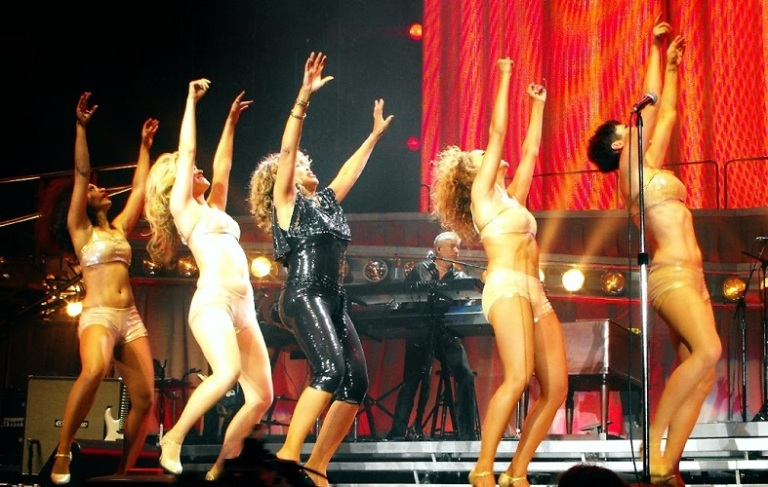Tina Turner - Sheffield, UK - May 5, 2009 (2)