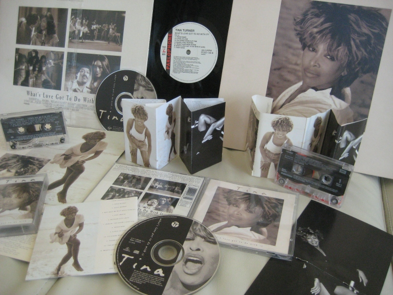 Tina Turner - What´s Love Got To Do With It - Album