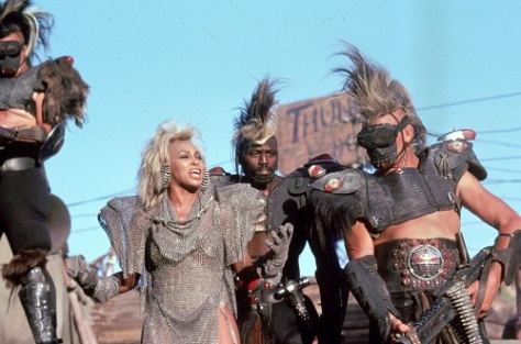Tina Turner - Mad Max comes to Blu-Ray