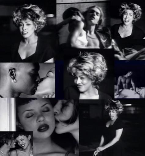 Tina Turner - Why Must We Wait Until Tonight - Video Clip Stills