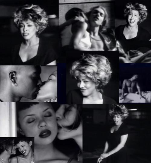 Tina Turner - Why Must We Wait Until Tonight - Video Clip Stills