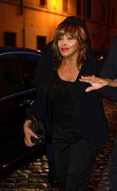 Tina Turner - Armani One Night Only in Rome - June 5, 2013 - 02