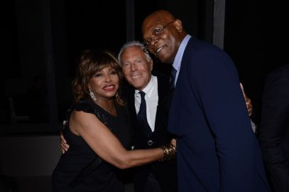 Tina Turner - Armani One Night Only in Rome - June 5, 2013 - 03