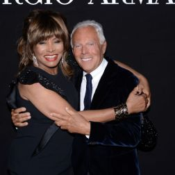 Tina Turner - Armani One Night Only in Rome - June 5, 2013 - 04