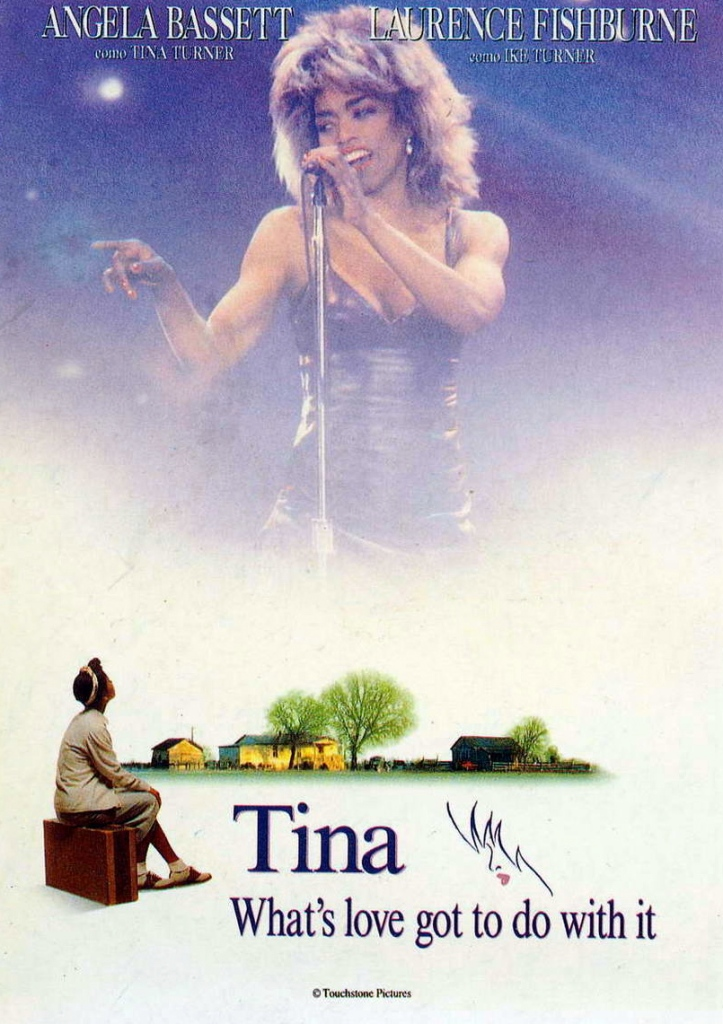 Tina Turner - What's love got to do with it movie