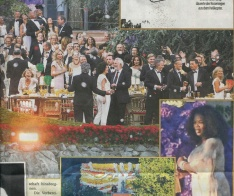 Tina Turner Wedding - Blick Newspaper 4