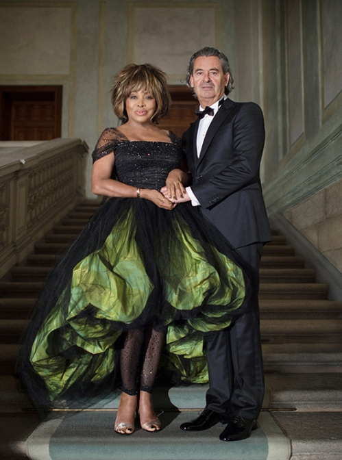 Tina Turner Tina-turner-and-erwin-bach