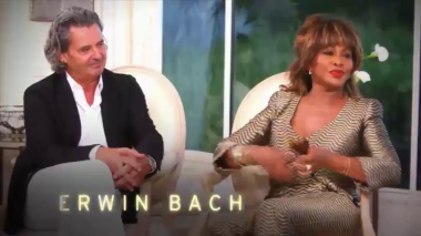 Tina Turner, Erwin Bach & Oprah - Oprah's Next Chapter preview - August 2013 - 8