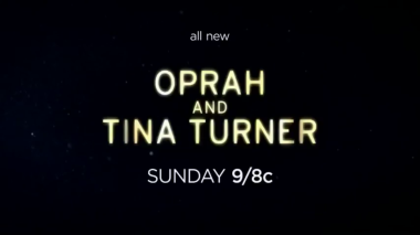 Tina Turner & Oprah - Oprah's Next Chapter preview - August 2013