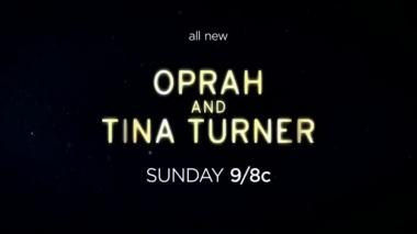 Tina Turner & Oprah - Oprah's Next Chapter preview - August 2013