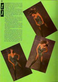 Tina Turner - Private Dancer Tour Book - 06