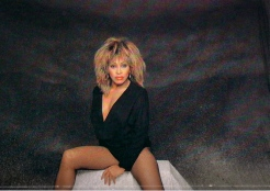 Tina Turner - Private Dancer Tour Book - 08
