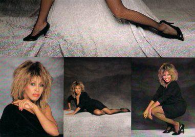 Tina Turner - Private Dancer Tour Book - 09
