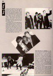 Tina Turner - Private Dancer Tour Book - 10