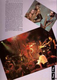 Tina Turner - Private Dancer Tour Book - 11