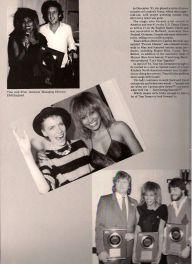 Tina Turner - Private Dancer Tour Book - 12