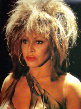 Tina Turner - Private Dancer Tour Book - 13