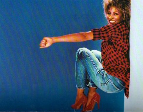 Tina Turner - Private Dancer Tour Book - 14