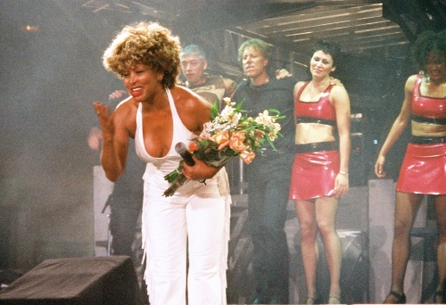 Tina Turner - Live in Birmingham - Oct 21st, 2000