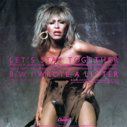 Tina-Single-Lets-Stay-Together-Capitol-D-Vinyl-Single-2