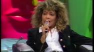 Tina Turner - Swiss Tv - 1989