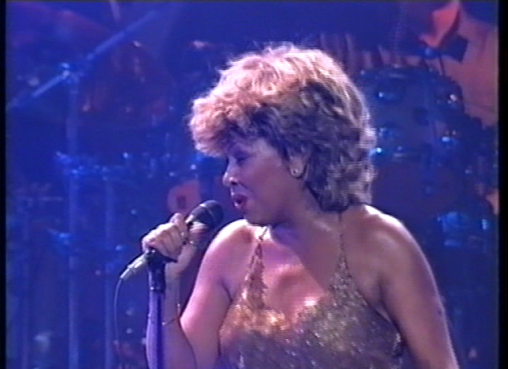 On Tour With Tina Turner - BBC Documentary - 2000