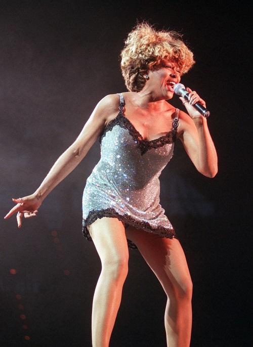 Tina Turner 1996