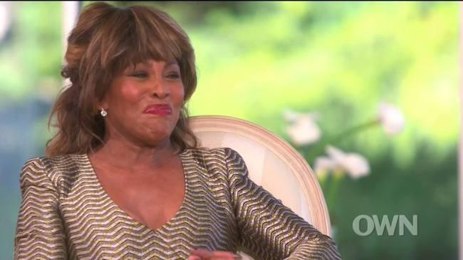 Tina Turner- Oprah 2013