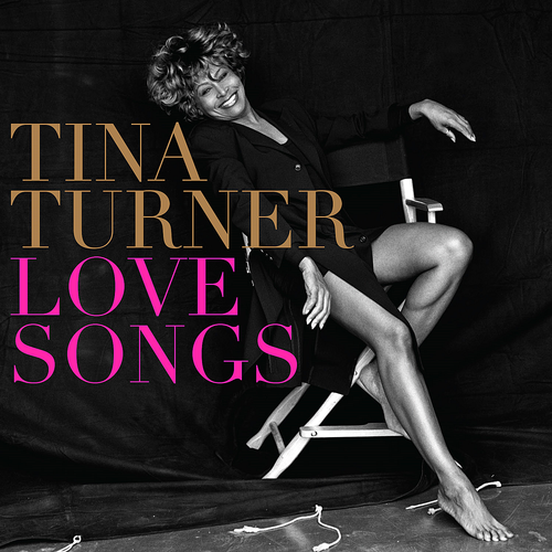 Tina Turner - Love Songs - CD Cover 2014