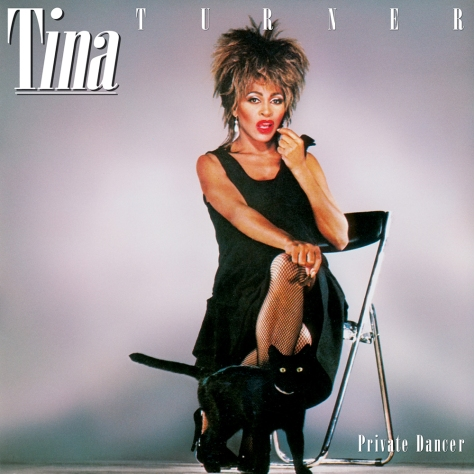 Private Dancer- Album Cover
