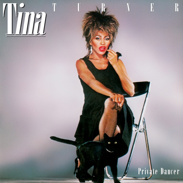 Private Dancer- Album Cover