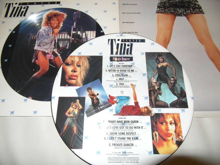 Tina Turner - Private Dancer - Picture LPs
