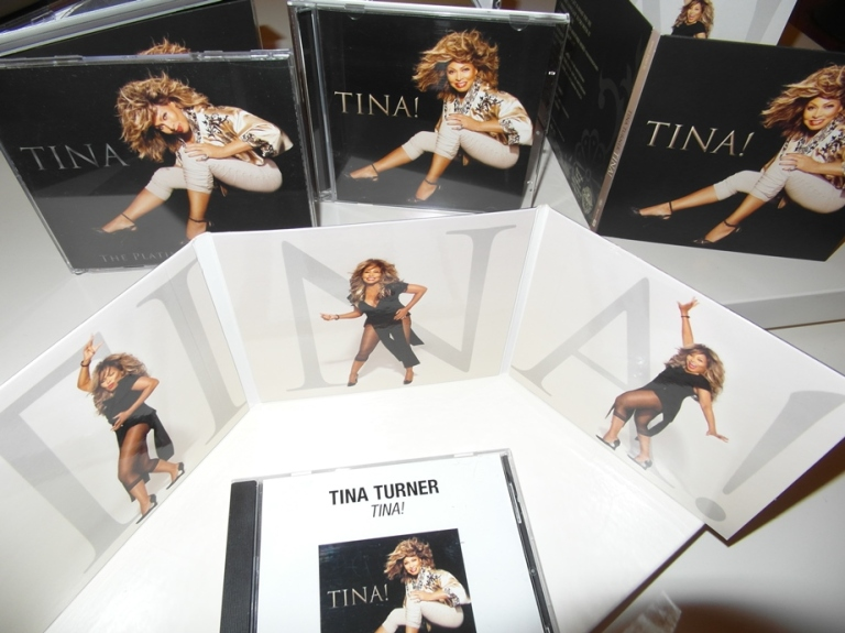 Tina Turner - TINA! - Cover Collage