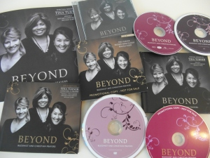 Tina Turner / Regula Curti / Dechen Shak-Dagsay - Beyond 1 - Cover Collage