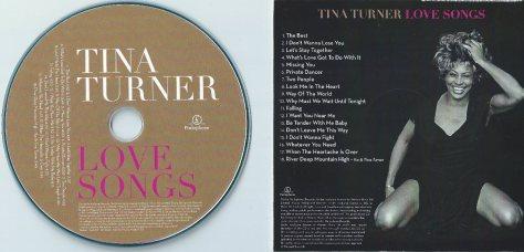 Tina Turner - Love Songs - Promo