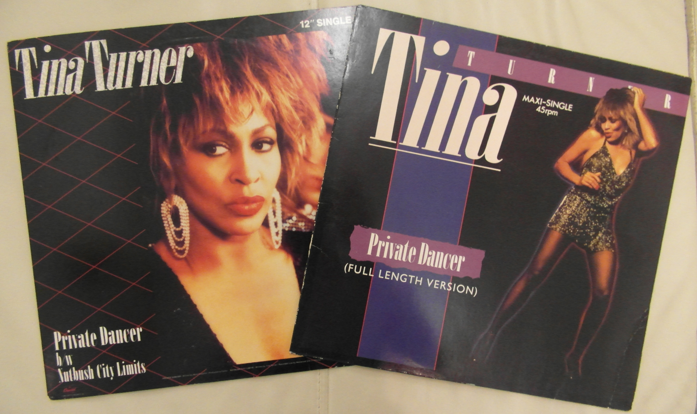 Albums Tina Turner Blog