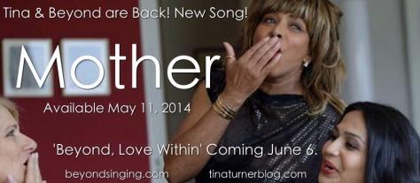 tina turner beyond 2014 Mother