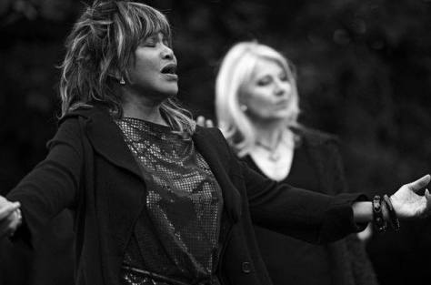 Tina Turner Beyond 2014 - Regula Curti- Dechen Shak-Dagsay- Sawni Shende 1