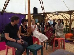 Regula Curti, Dechen Shak Dagsay, Sawani Shende - Beyond Conference - Zurich 2014