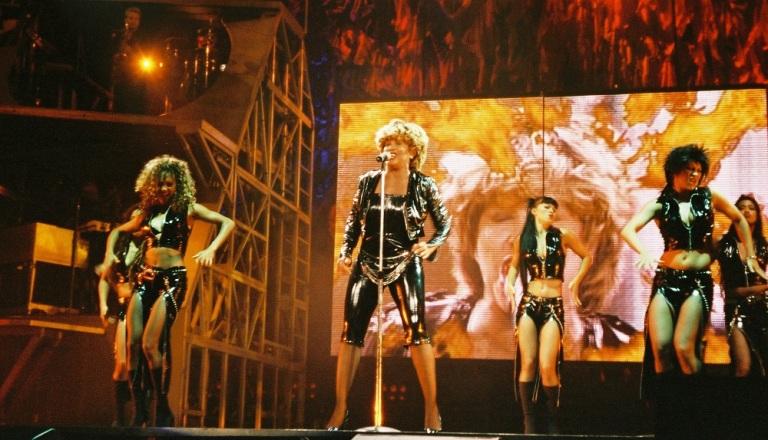 Tina Turner - You Heard It Through The Grapevine