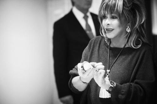 Tina Turner - Bulgari 2014