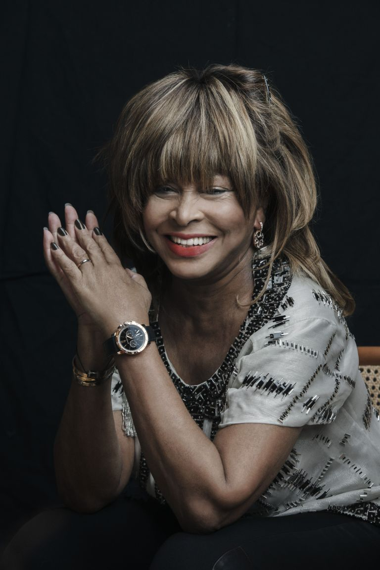tina turner bulgari 2014