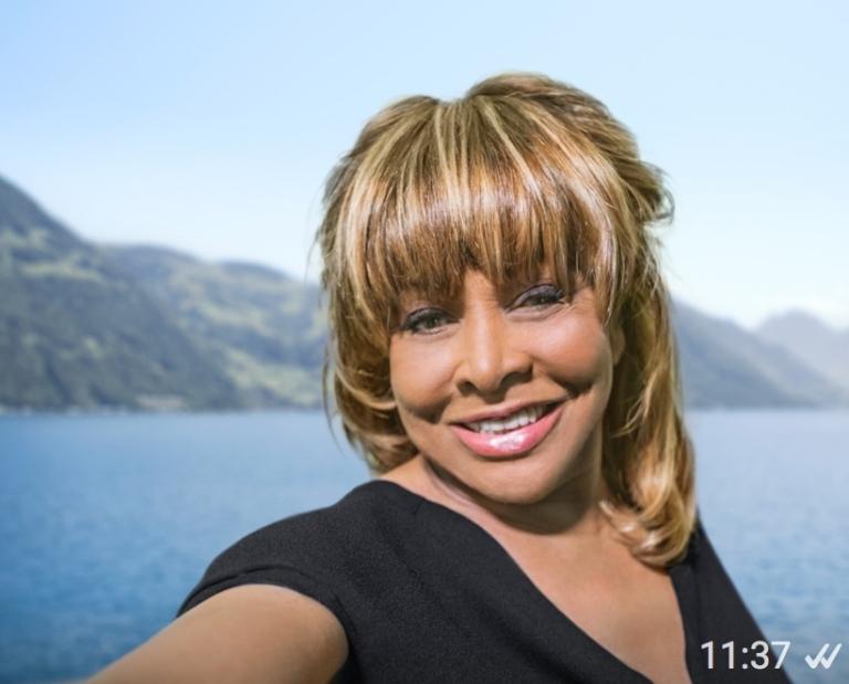 Tina Turner - Swisscom 2014 IO App Interview