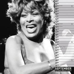 Tina Turner - Calendar 2015 5