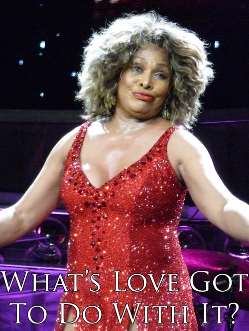 Tina Turner - Whats Love