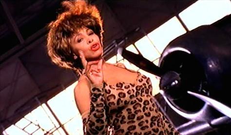Tina Turner - Love Thing Videoclip